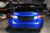 APR Carbon Fiber License Plate Backing - 2015-2020 Subaru WRX & STI