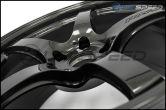 Rays Gram Lights 57CR Subispeed Exclusive Glass Black 18x9.5 +38 - 2015+ WRX / 2015+ STI