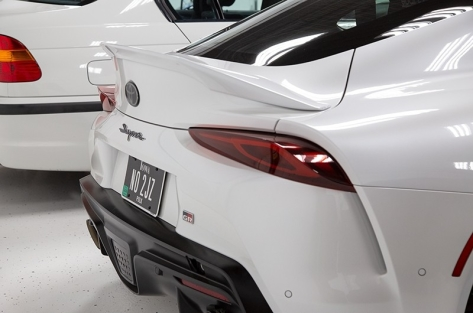 Rexpeed Paint Matched Spoiler