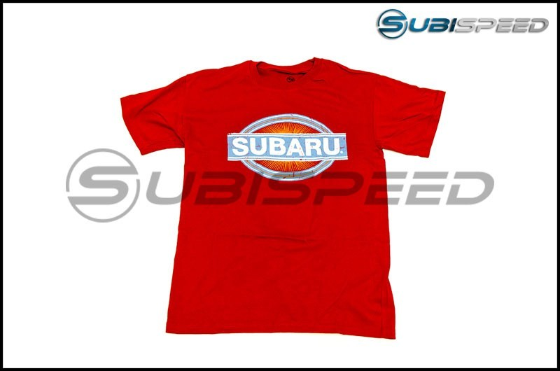 Subaru Spark Red T-Shirt