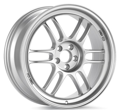Enkei RPF1 Wheels 17x8 +35mm (Silver) - 2013+ FR-S / BRZ / 86