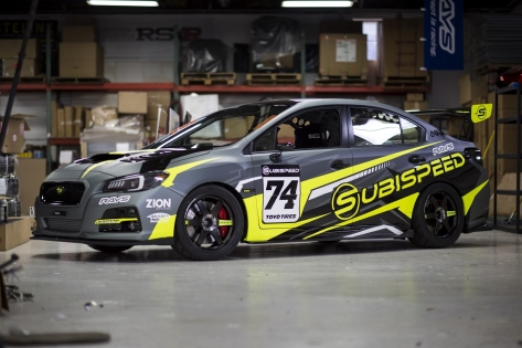 Special Edition Highlighter Yellow Emblems - 2015-2021 Subaru WRX & STI