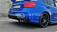 Maxton Design Rear Spats - 2015-2020 WRX / 2015-2020 STI