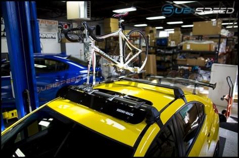 Rhino-Rack MountainTrail Bike Carrier - Universal