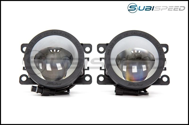 JW Optical Chameleon HID Fog Light System