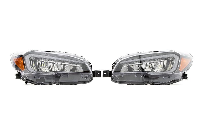 OLM Hikari Series LED Headlights