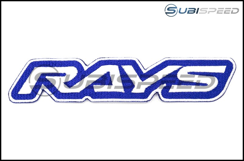 Rays Gram Logo Patch