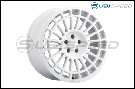 fifteen52 Integrale 18x8.5 +45 Rally White - 2013+ FR-S / BRZ / 86 / 2014+ Forester