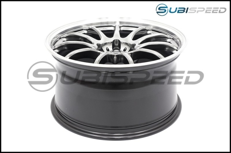Work Emotion 11R 18x9.5 +38mm GT Silver - 2015+ WRX / STI