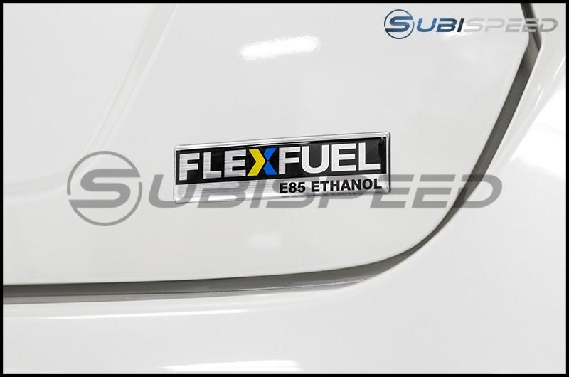 Rallycorn Flex Fuel E85 Emblem