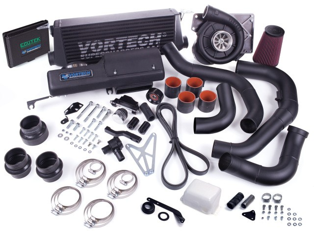 Vortech SuperCharger Kit With Tune (Carb Cert)