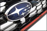 Sticker Fab S208 Style Grille Pinstripe - 2018-2020 Subaru WRX & STI