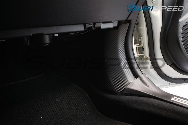 Sticker Fab Interior Kick Panel Protection Kit (Scuff Guard)