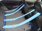 Cusco Power Brace Rear Trunk Plus - 2015+ WRX / 2015+ STI