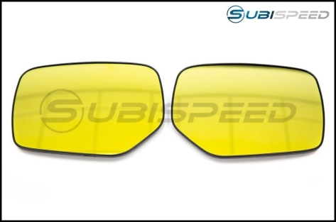 OLM Wide Angle Convex Mirrors Gold Edition - 2013+ FR-S / BRZ / 86