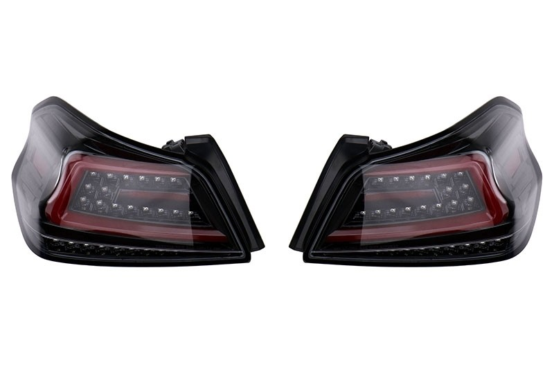 Spec-D Sequential LED Tail Lights