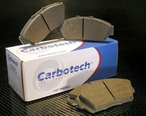 Carbotech XP24 Brake Pads for AP Competition Endurance BBK