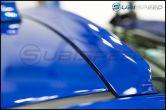 OLM Paint Matched Rear Window Roof Visor / Spoiler - 2015-2021 Subaru WRX & STI
