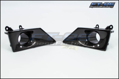 APR Carbon Fiber Brake Ducts