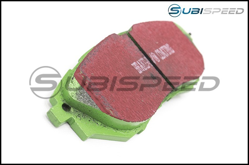 EBC Greenstuff Brake Pads (Front)