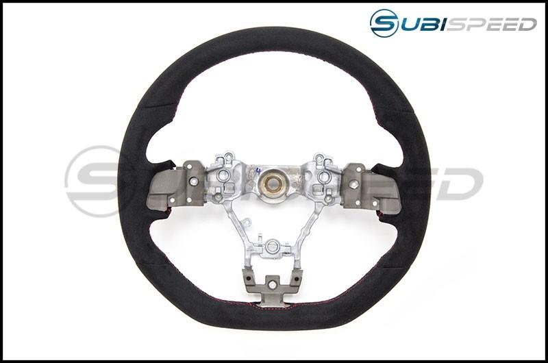 Subaru OEM Type RA Ultrasuede Steering Wheel
