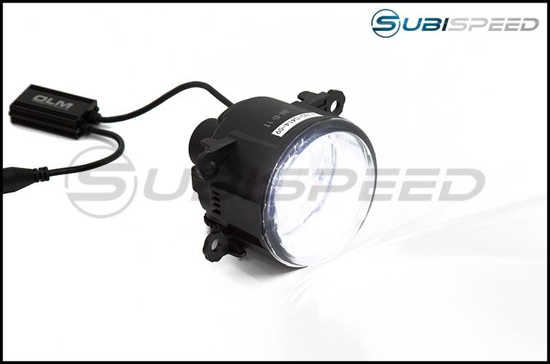 OLM LED Fog Light Bulbs MKII Compact (CREE)