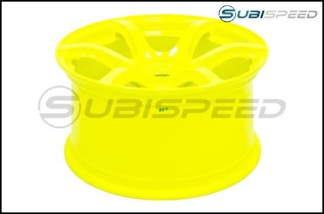 Rays Gram Lights 57C6 Luminous Yellow 18x9.5 +40mm - 2013+ FR-S / BRZ / 86 / 2014+ Forester