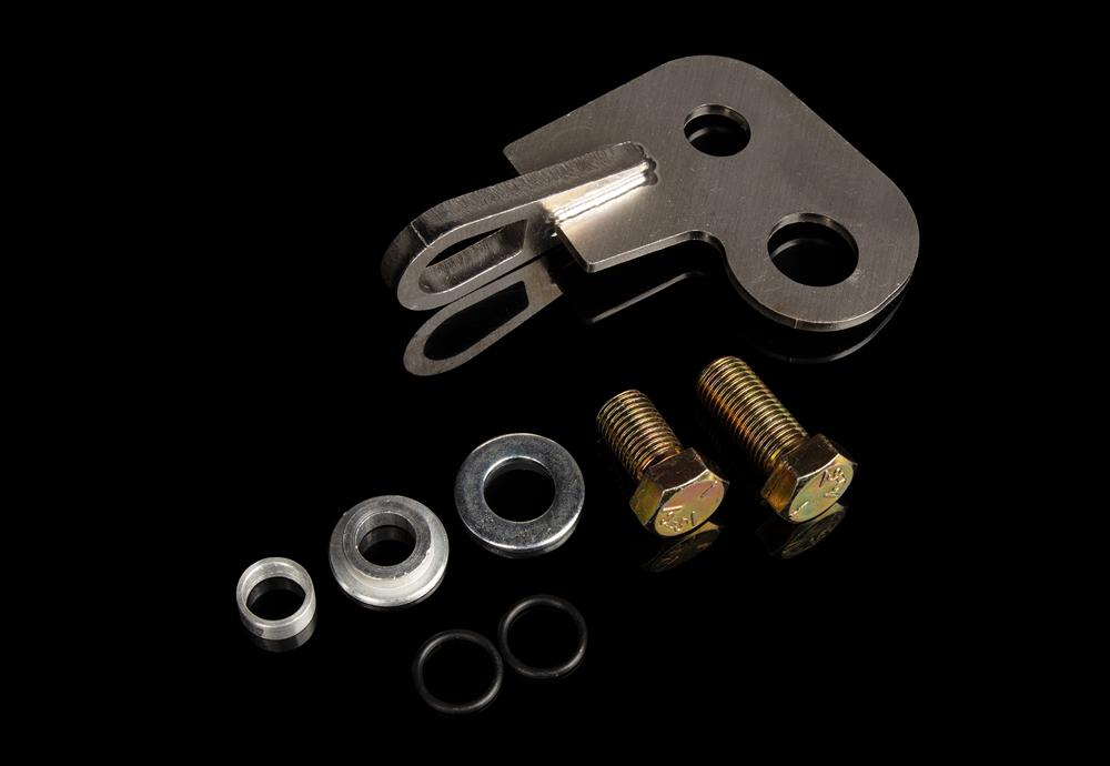 Braum Short Bracket - Harness Belt Installation