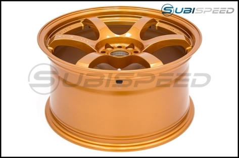 Gram Lights 57DR 18x9.5 +38mm Metallic Pale Brown - 2015+ WRX / 2015+ STI