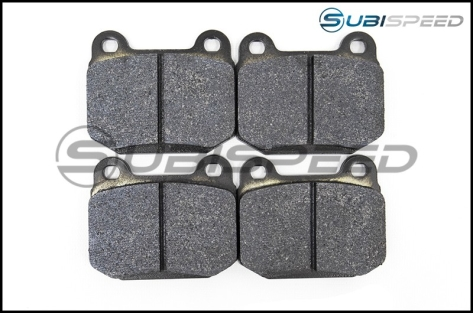Hawk HP Plus Rear Brake Pads - 2015+ STI
