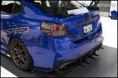 Sticker Fab 3D Carbon Fiber Vinyl Trunk Trim Overlay - 2015-2020 Subaru WRX / STI
