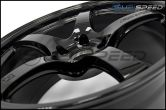 Rays Gram Lights 57CR Gloss Black 18x9.5 +38 - 2015+ WRX / 2015+ STI