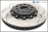 DBA 5000 Series T-Slot Slotted Rotor Single (Front) - 2015-2017 STI / 2013+ FR-S / BRZ / 86 (Performance Package) /  (Performance Package)