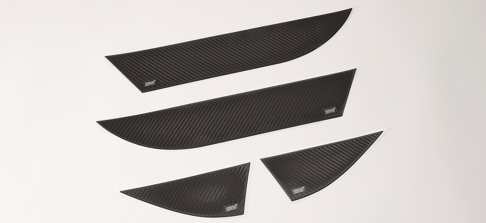 STI Inner Door Protectors Kit