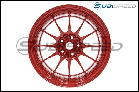 Enkei NT03+M 18x9.5 +40mm Competition Red - 2015+ WRX / 2015+ STI