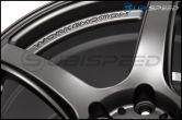 Work Wheels Emotion T5R Matte Graphite 18x9.5 +38 - 2015+ WRX / 2015+ STI