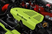 GrimmSpeed Alternator Cover - 2015-2020 Subaru STI