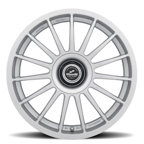 fifteen52 Podium 18x8.5 +45 Speed Silver - 2015+ WRX / STI / 2013+ FR-S / BRZ / 86 / 2014+ Forester