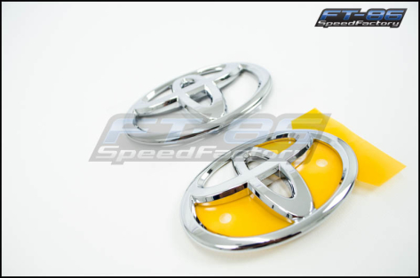 Toyota Emblems (Pair) - 2013-2016 FR-S