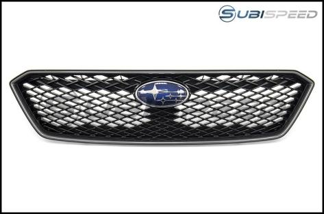 Subaru OEM Sport Mesh Grille - 2017+ Impreza