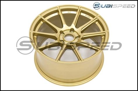 Enkei TS10 SubiSpeed Exclusive Gold 18x9.5 +35mm - 2015+ WRX / 2015+ STI