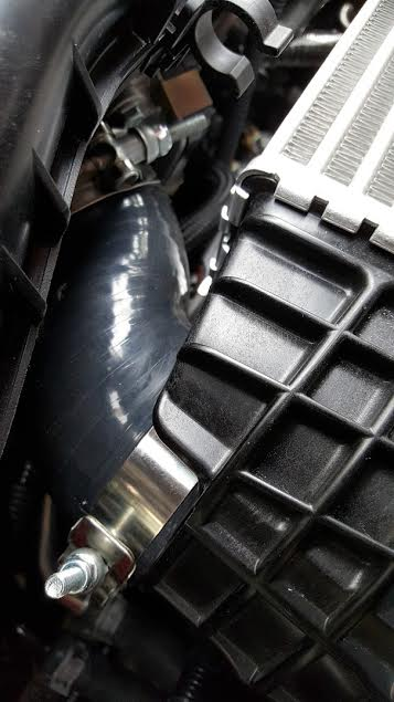 Torque Solution Silicone Throttle Body Hose