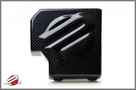 Password JDM Dry Carbon Fiber Fuse Box Cover (Type I)