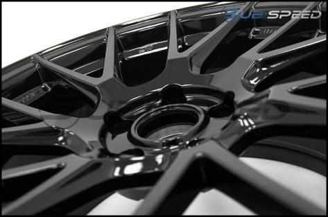 Enkei TM7 Gloss Black 18x9.5 +38mm - 2015+ WRX / 2015+ STI