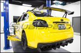 STI Carbon Fiber Trunk Finish - 2015+ WRX / 2015+ STI
