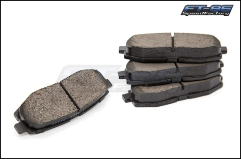 FactionFab Brake Pads - 2013+ FR-S / BRZ / 86