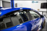 OLM Rain Guard Deflector Kit - 2015-2020 Subaru WRX & STI