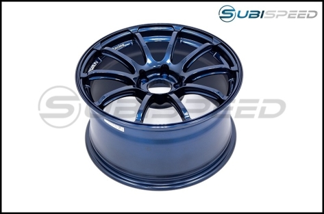 Advan Racing RSII 18x9.5 +45 Indigo Blue - 2015+ WRX / 2015+ STI