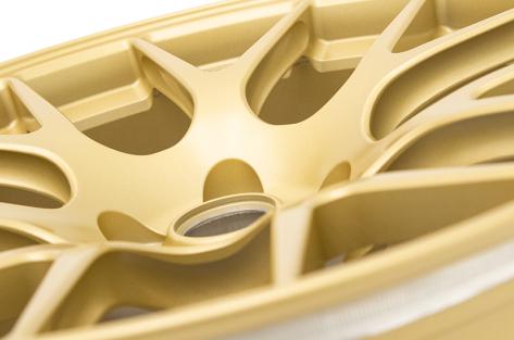 Apex Race Parts 17x9.5 +40 EC-7R Forged Satin Gold - 2013+ FR-S / BRZ / 86