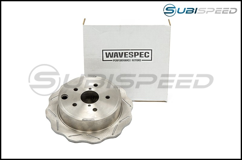 WaveSpec Sport Line Rotors - 2015+ WRX